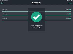 Sonorias - New Design